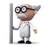 3d Mad Scientist measures up