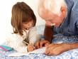 Dibujando y aprendiendo con mi abuelo