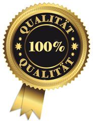 1005 Qualität - Gütesiegel