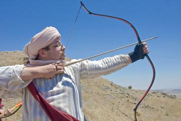 Saracen aiming
