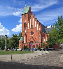 Kirche in Berlin Friedrichshagen