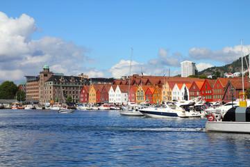 Bergen, Norway - UNESCO World Heritage Site