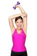 Fitness sport woman