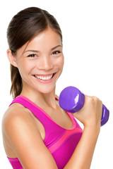 fitness sport girl