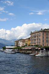 Bellagio view, Lake of Como, Italy