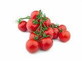Fototapety Cherry tomatoes on the vine