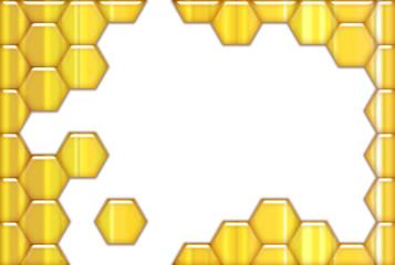 六角フレーム