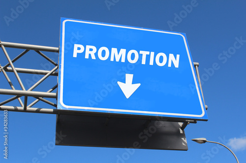 Promotion - Highway Sign