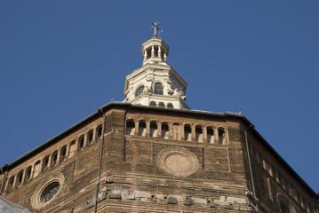 Cupola del duomo di Pavia