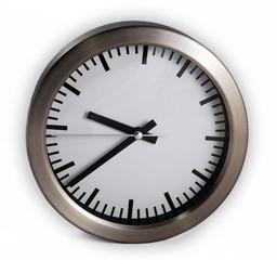 modern grey clock 04