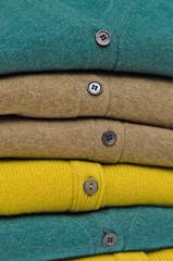 V neck wool cardigans