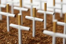 Cemetry papierosów