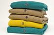 v neck cashmere wool cardigans