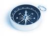 Leinwanddruck Bild - Kompass 3
