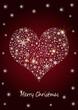 Weihnachtliches Herz