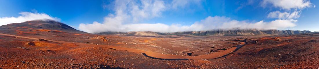 Route de la Plaine des Sables - Ile de La Réunion