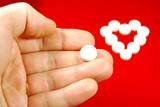 Heart disease medication poster