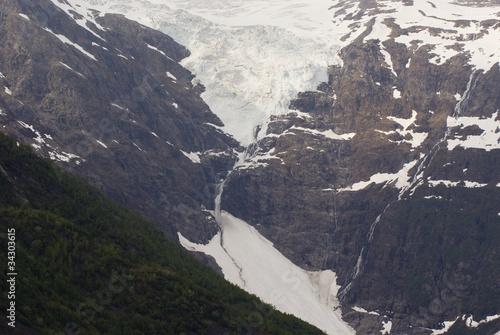 Papiers peints Glaciers Øksfjordjøkulen