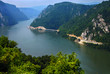 Danube canyon