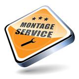 Montage Service - orange