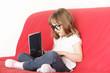 kleines Mädchen online