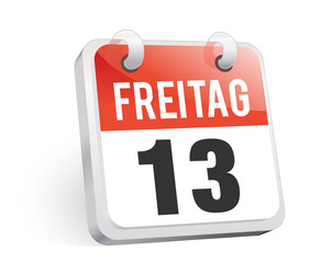 Freitag 13, Kalendar