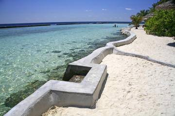 Malediveninsel Ellaidhoo