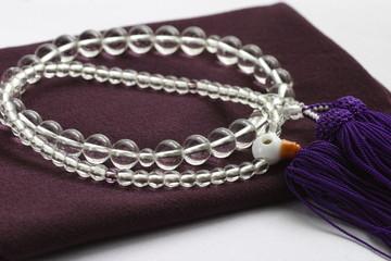 数珠とふくさ