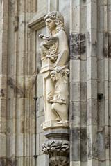 Statue Agrippina und Nero