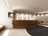 Fototapety Reception Area