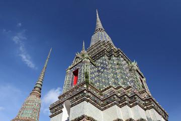 Wat Pho Thatian pagoda