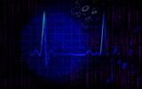 Electro Cardio Graph poster