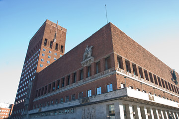 City hall in Oslo