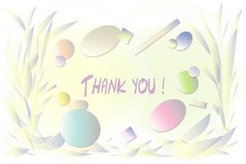 carte remerciement