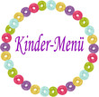 deckblatt, speisekarte, service: kinder-menü