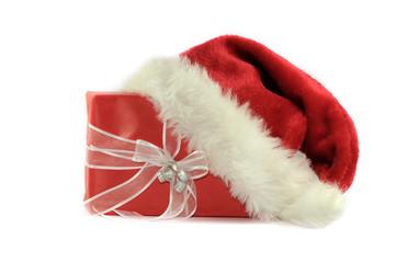 Geschenk mit Mütze