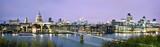 City of London at twilight - 34344649