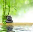 Fototapeten,wasser,zen,spa,bambus