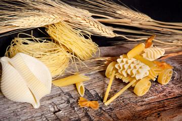 still life con pasta
