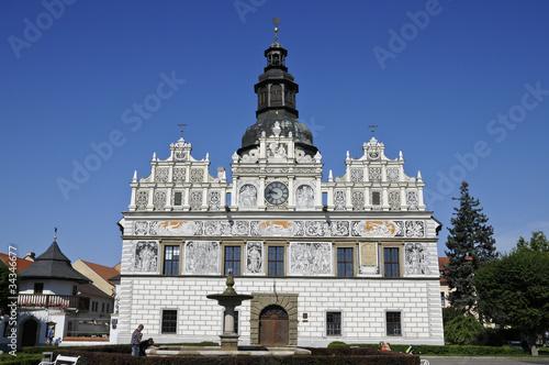 Rathaus, Stribro, Mies, Tschechien