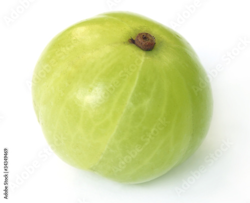 Single amla fruit
