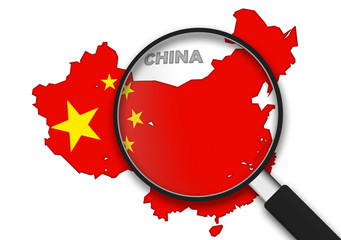 Magnifying Glass - China
