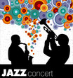 jazz musicians background