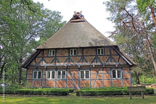 Niederdeutsches Bauernhaus (Heimathaus/Jesteburg)