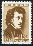Frederick Chopin poster