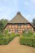Niederdeutsches Bauernhaus (Heimathaus) in Fintel
