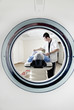 CAT Scan Technologist with Patient
