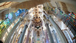 La Sagrada Familia - the impressive cathedral designed by Gaudi - 34372061