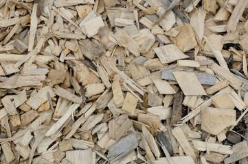 plaquette de bois