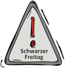 Schwarzer Freitag, Black Friday